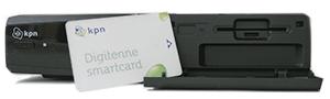 KPN Digitenne ontvanger met smartcard